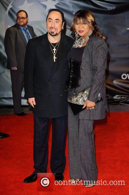 David Gest, Deniece Williams and Empire Leicester Square 10