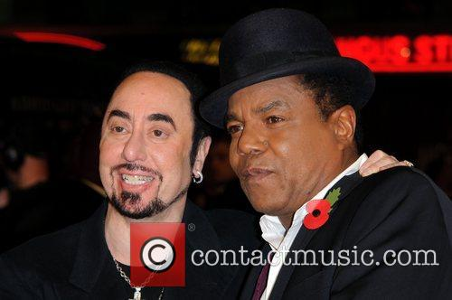 David Gest, Tito Jackson and Empire Leicester Square 8