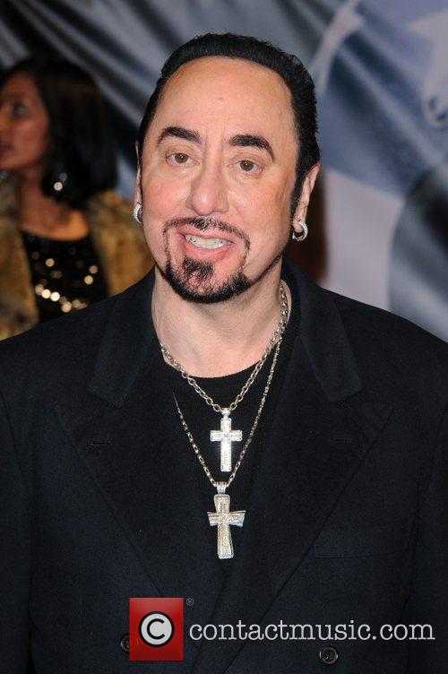 David Gest and Empire Leicester Square 7
