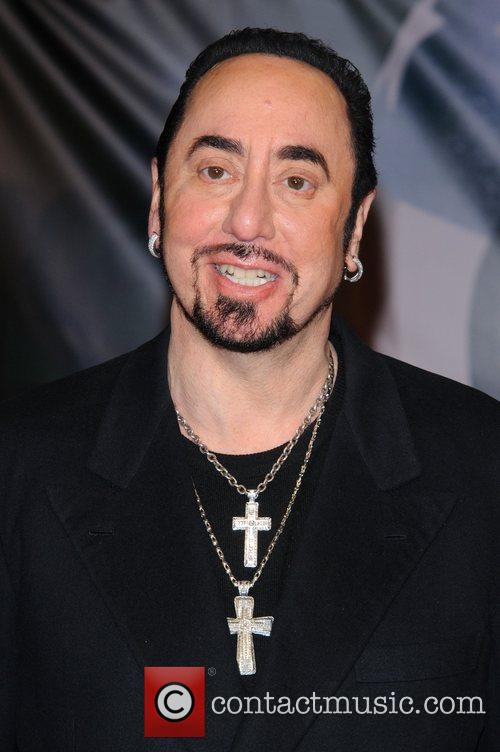 David Gest and Empire Leicester Square 9