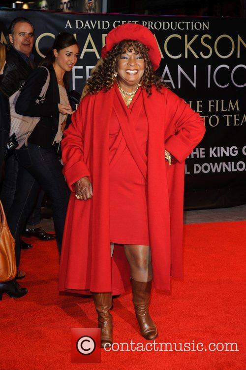 Martha Reeves 'Michael Jackson: The Life of an...