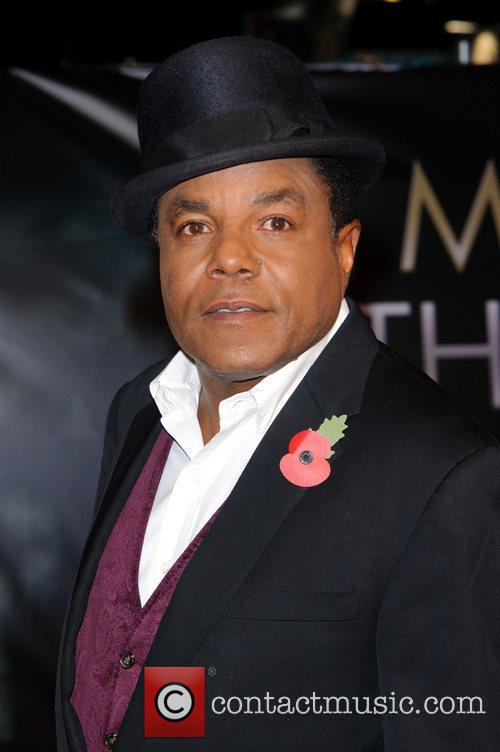 Tito Jackson and Empire Leicester Square 3