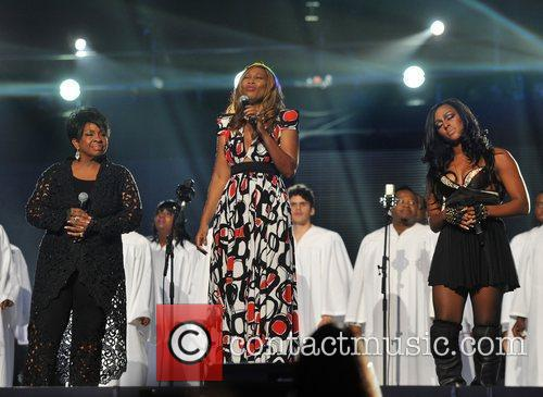 Gladys Knight and Yolanda Adams 6