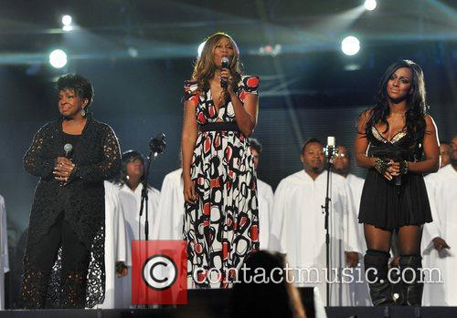 Gladys Knight and Yolanda Adams 8