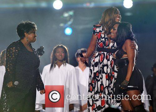 Gladys Knight and Yolanda Adams 7