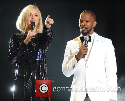 Fearne Cotton and Jamie Foxx Michael Forever: Michael...