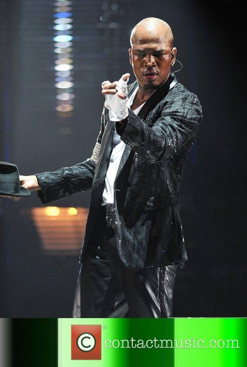 Ne-Yo Michael Forever: Michael Jackson Tribute Concert held