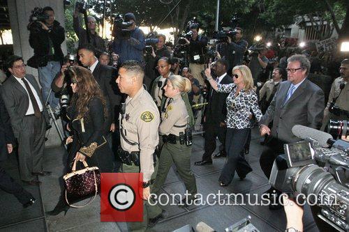 La Toya Jackson, Kathy Hilton and Rick Hilton 7
