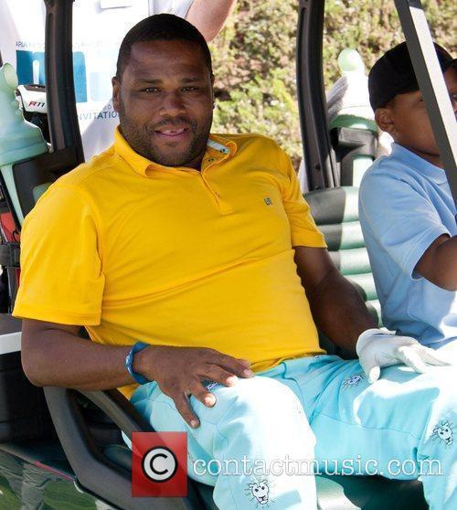 Michael Jordan Celebrity Invitational Golf Tournament at Shadow...