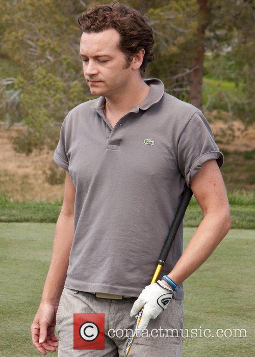 Danny Masterson Michael Jordan Celebrity Invitational Golf Tournament...