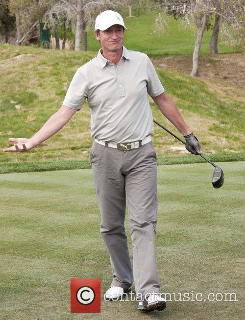 Wayne Gretzky Michael Jordan Celebrity Invitational Golf Tournament...