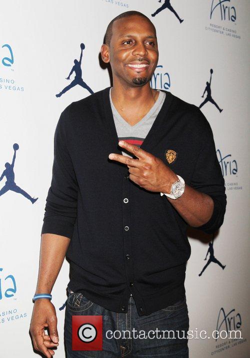 Penny Hardaway Michael Jordan Celebrity Invitational Welcome Reception...