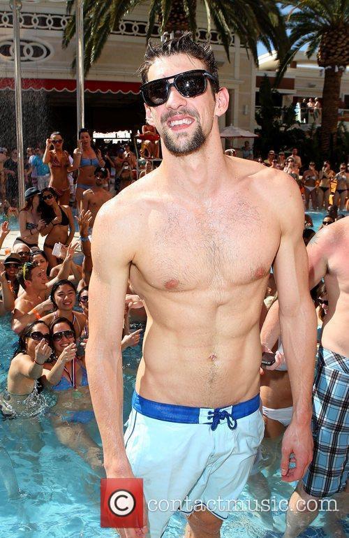 Michael Phelps 14
