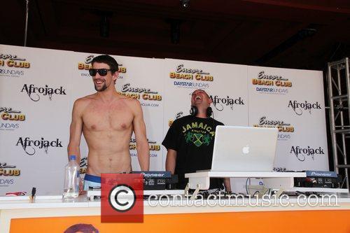 Michael Phelps 19