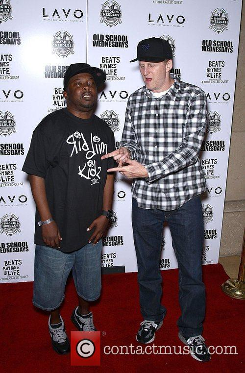 Phife Dawg and Michael Rapaport Old School Wednesdays...