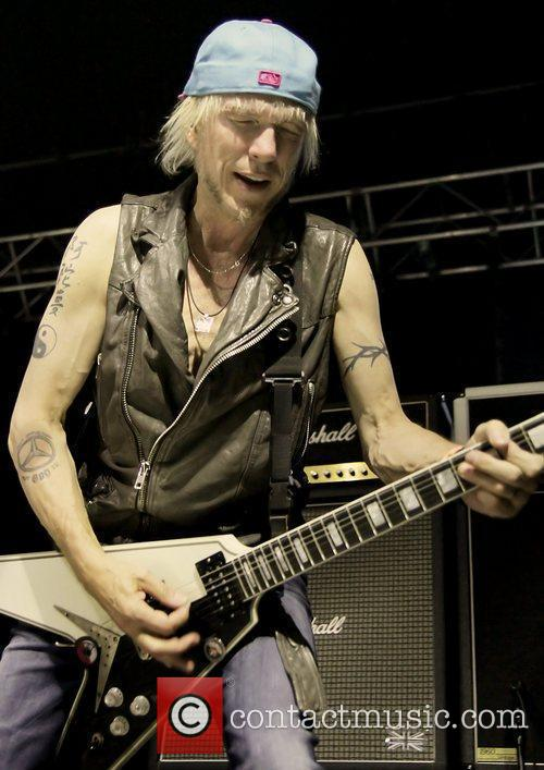 The Michael Schenker Group perform live at Manchester...