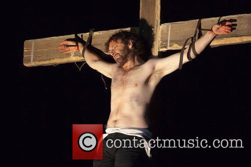 Michael Sheen and The Passion 26