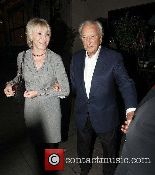 Michael Winner and Scott's Restaurant 1