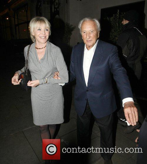 Michael Winner and Scott's Restaurant 8