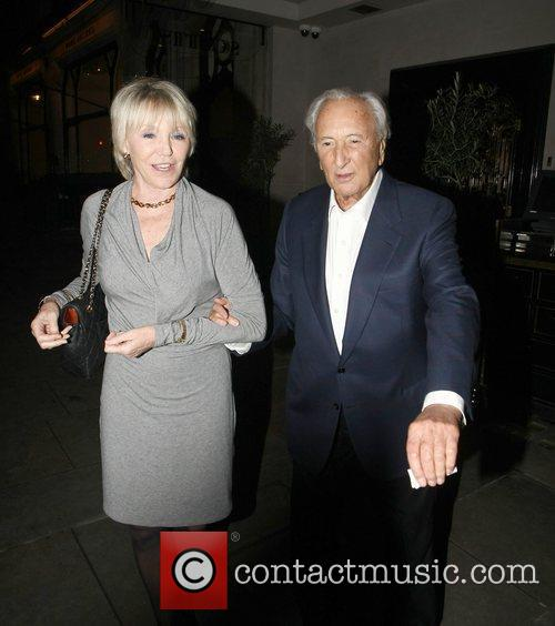 Michael Winner and Scott's Restaurant 9