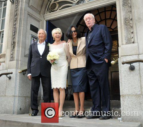 Michael Winner, Michael Caine and Shakira 11