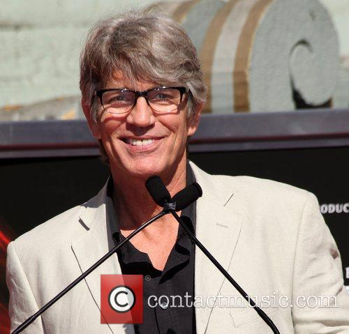 Eric Roberts and Grauman's Chinese Theatre 10