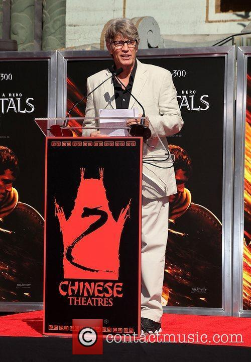 Eric Roberts and Grauman's Chinese Theatre 11