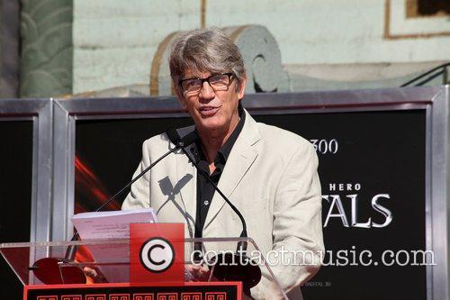 Eric Roberts and Grauman's Chinese Theatre 9