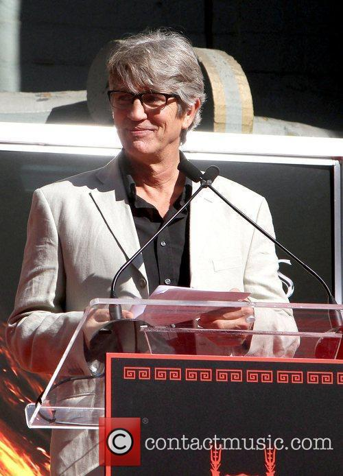 Eric Roberts and Grauman's Chinese Theatre 3