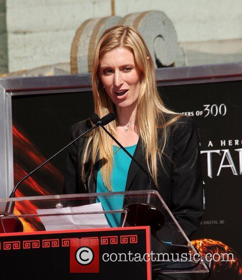 Alwyn Hight Kushner, Director of Operations, Chinese Theatres...
