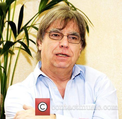 Keyboard player and writer Graham Preskett at Marina...