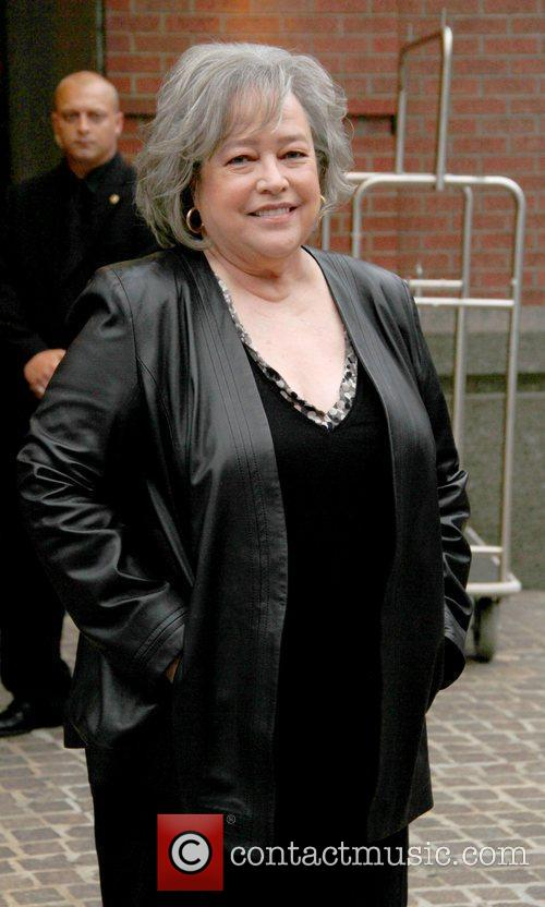 Kathy Bates  The screening of 'Midnight in...