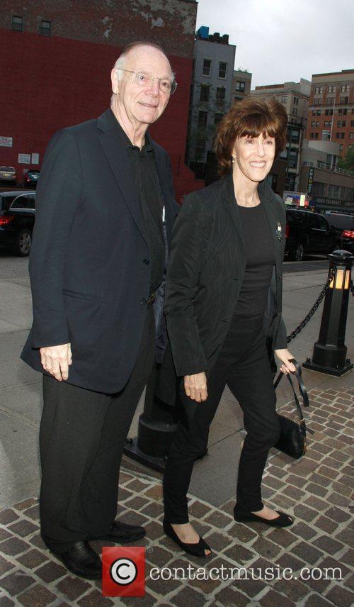 Nicholas Pileggi and Nora Ephron 2