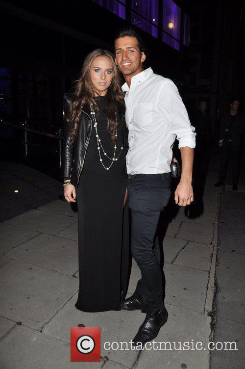 Made In Chelsea stars head out to the...
