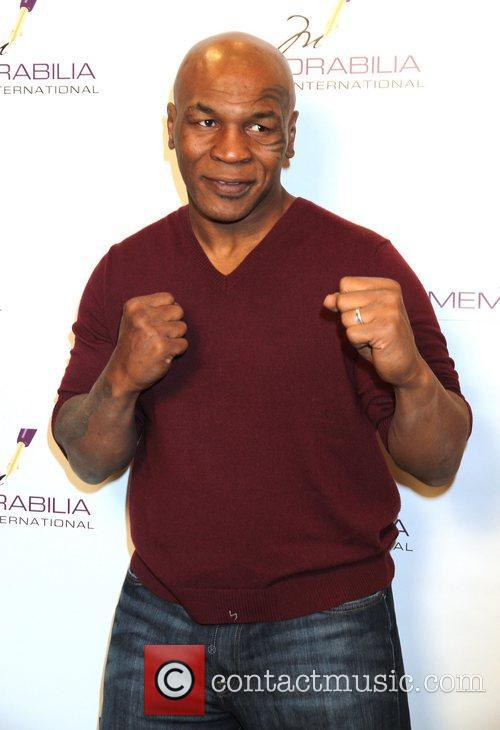 Mike Tyson and Las Vegas 5