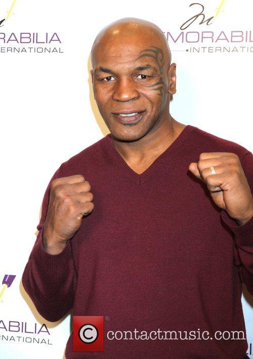 Mike Tyson and Las Vegas 3