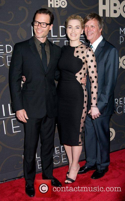 Guy Pearce, Kate Winslet and Todd Haynes 3