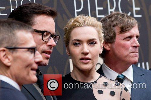Guy Pearce, Kate Winslet and Todd Haynes 6
