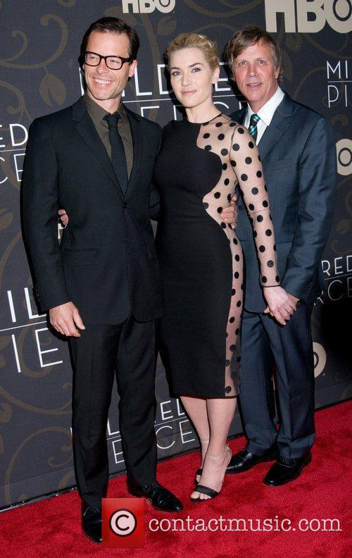 Guy Pearce, Kate Winslet and Todd Haynes 11