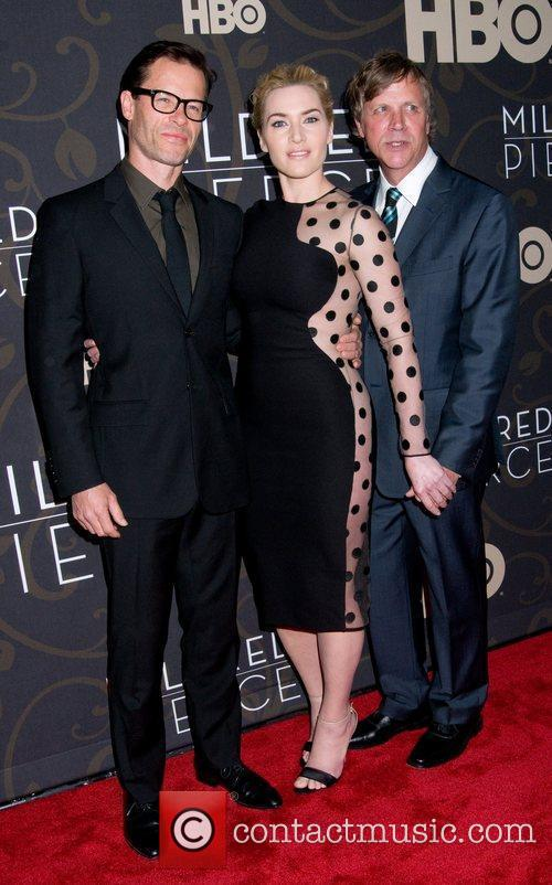 Guy Pearce, Kate Winslet and Todd Haynes 7