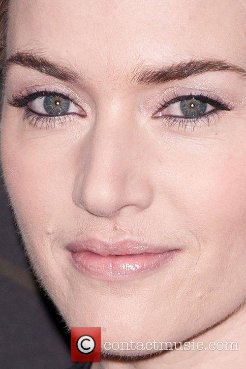 Kate Winslet at the New York Premiere of...