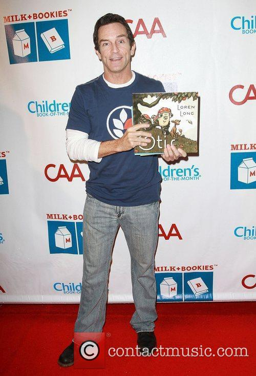 Jeff Probst at the 2nd Annual Milk and...