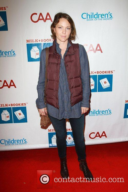 Kelli Williams at the 2nd Annual Milk and...