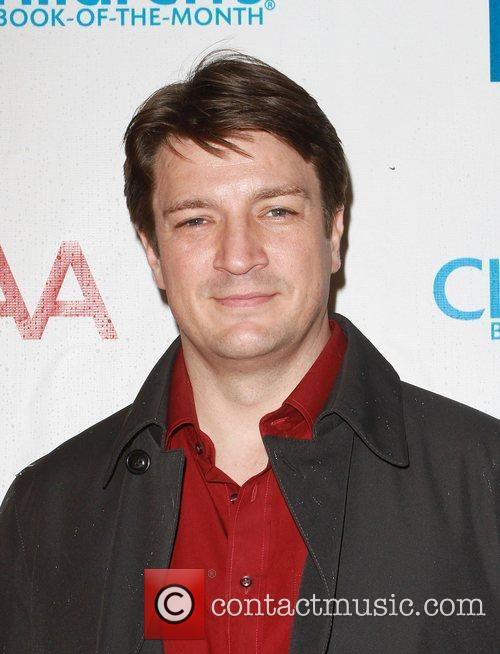 Nathan Fillion at the 2nd Annual Milk and...
