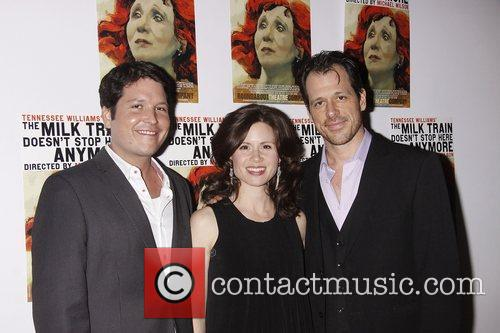 Curtis Billings, Maggie Lacey and Darren Pettie...