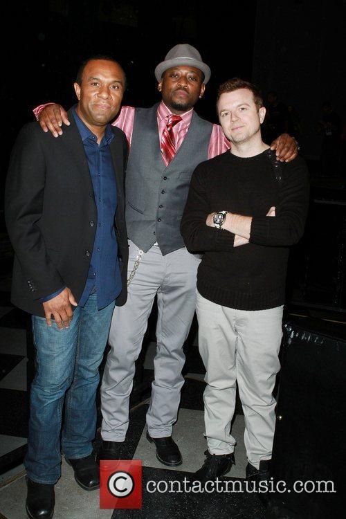 Robert Baker, Omar Epps, Kiis FM DJ Jojo...