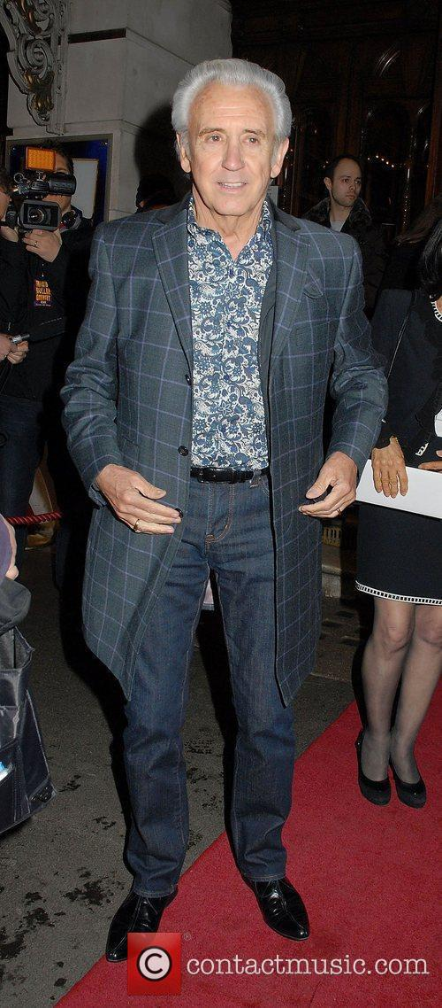 Tony Christie,  at the Million Dollar Quartet...