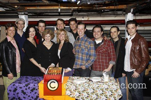 The First Year Anniversary of the Broadway musical...