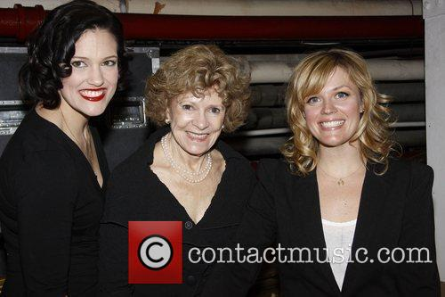 Victoria Matlock, Marilyn Evans Riehl and Elizabeth Stanley...