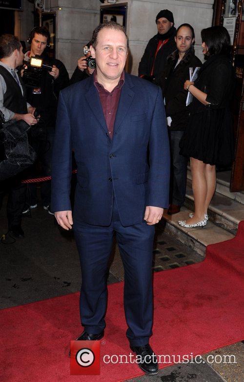 Nigel Lindsay Million Dollar Quartet - press night...